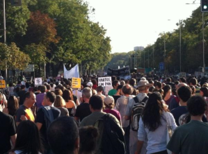 Manifestación 15O Madrid
